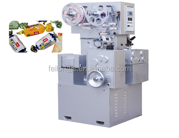 FLD-450 cut & double twist candy packing machine