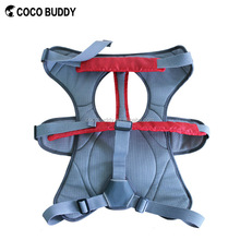 2017 hot new pet dog products outdoor dog neoprene padded harness vest XXL dog harness factory on sale