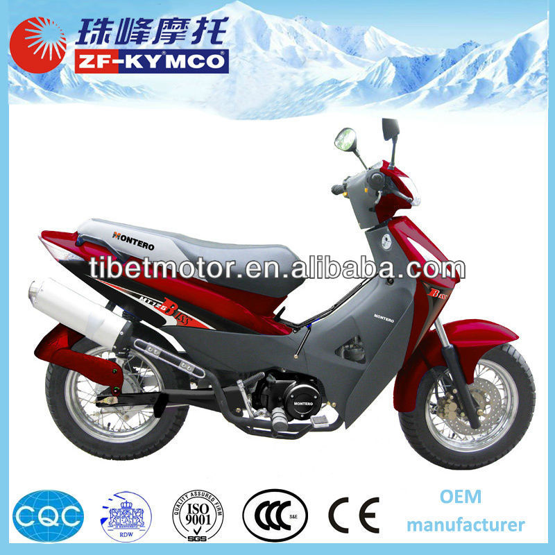 High quality best popular 100cc cub motorcycle in asia ZF110V-4