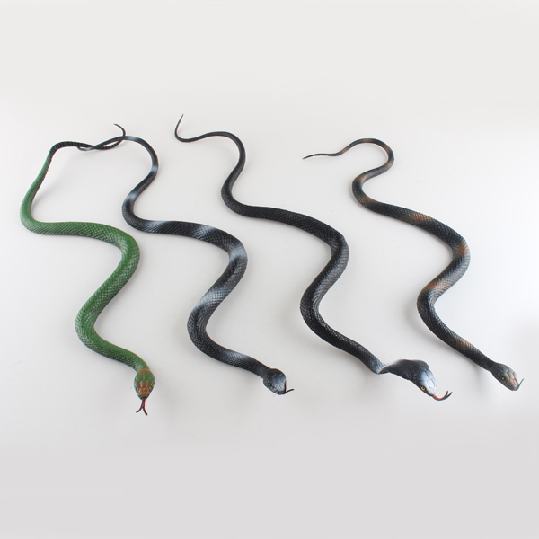 Hot promotional plastic snake tpr toys