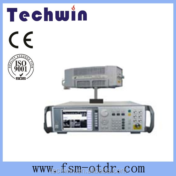Techwin Brand Synthesized Signal Generator Machine with Large TFT LCD Module