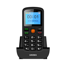 New Cell phone V708 Dual SIM Card Big Button SOS Function Senior Cell Phone