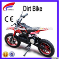 Cheap pink mini dirt bike with big wheel CE proved for kids