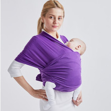 3591new 2018 hot selling breathable wrap baby carrier newborn baby carry sling wrap feed bags