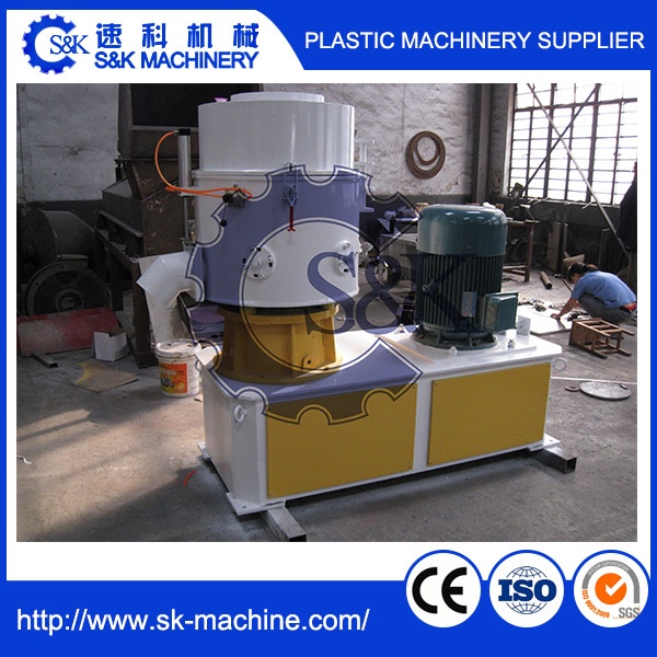 Plastic granules Recycling machine /used agglomerator for PP PE PET film