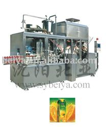 Gable Top Carton Condiment Filling Machine