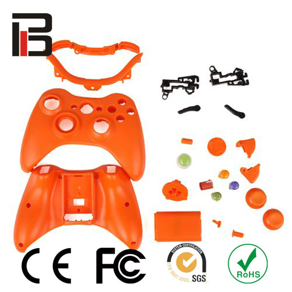 for xbox360 controller parts for xbox360 controller shell case