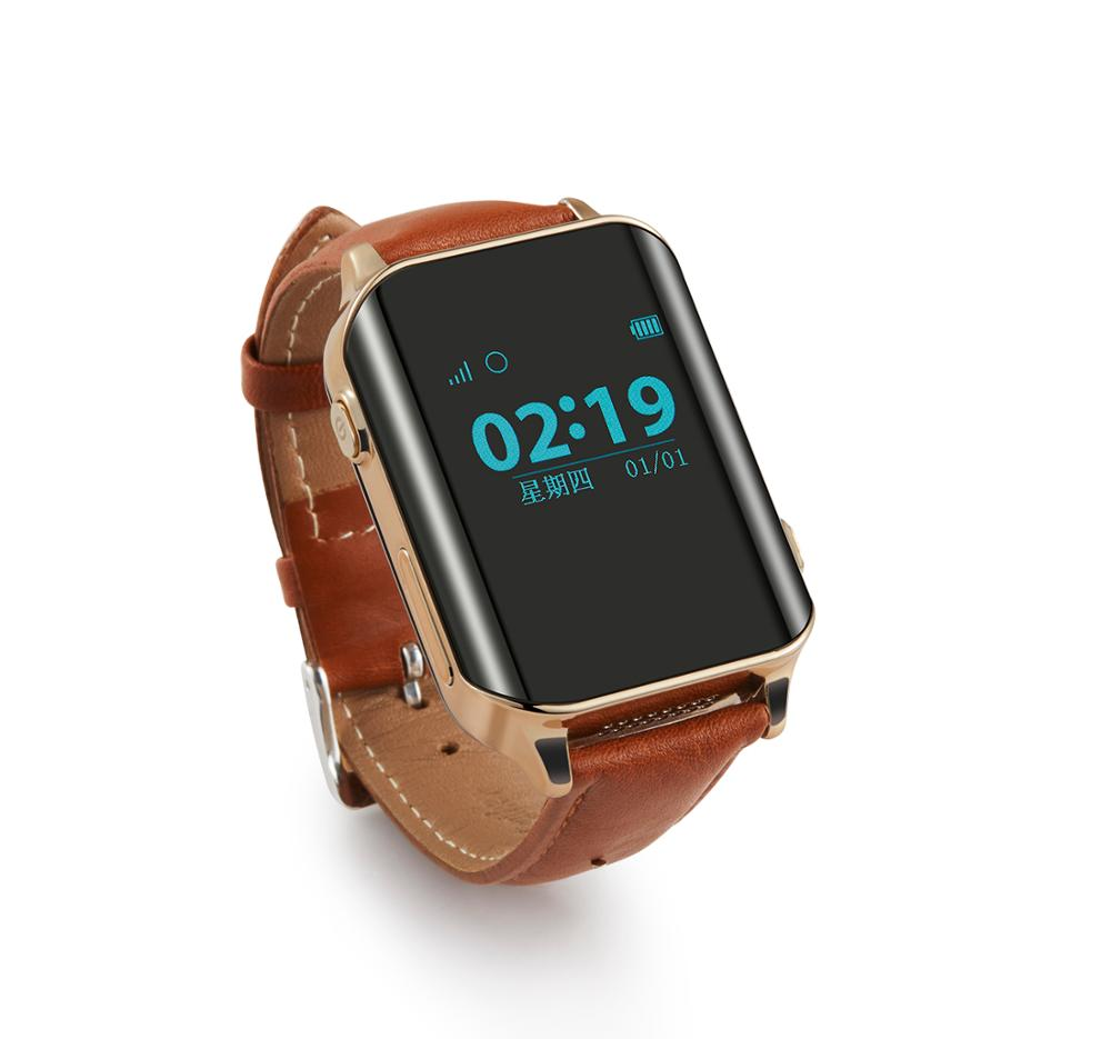 DG-A16 1.22inch elder people healthcare monitoring,medicine reminding, heart rate GPS tracking support gsm network SOS watch