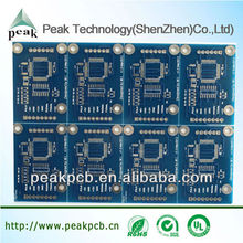 China 94vo fr4 multi-layer pcb with 1oz copper manufacturer