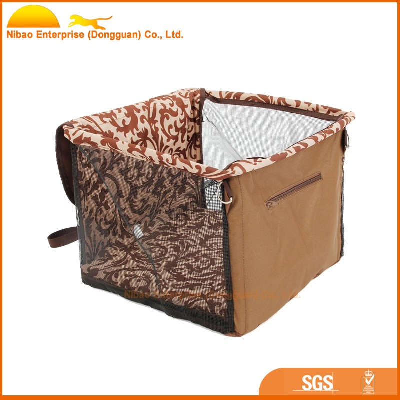 Small / Medium dog pet carrier car seat for summer