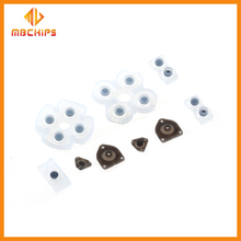 Replace repair for PS4 Controller Conductive Rubber Contact Pad Button D-Pad