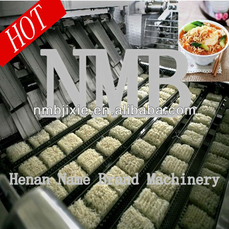 hot sale factory selling full-automatic instant cup noodles machine