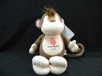 Mini plush toy monkey ,monkey, Monkey baby toy