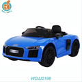 WDJJ2198 Licensed Audi R8 Car Games For Kid Sit In Ride Car, Door Open, Music And Light 2.4g Rc Eva Wheel Preseent
