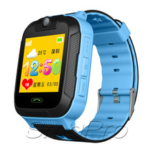 New arrival touch screen 3G kids camera gps wifi tracker smart gps running watch with calling function