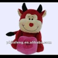 Cute Stuffed Cow Plush Valentine Toy