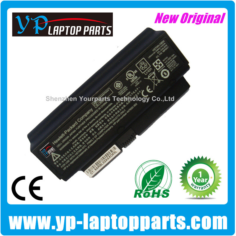 rechargeable Replacement 14.4V 2200mAh laptop battery for HP B1200 HSTNN-DB53 series