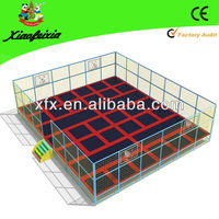 indoor trampoline/air bouncer inflatable trampoline