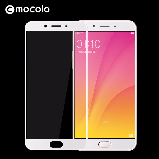 Newest 2.5D Curved Anti-shatter Cell Phone Glass Screen Protector For Vivo V5 Plus Tempered Glass