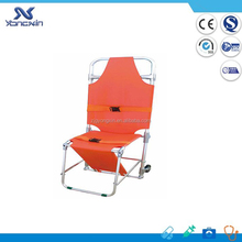 High Building Aluminum Alloy Stair Chair Stretcher With CE and FDA YXZ-D-C8