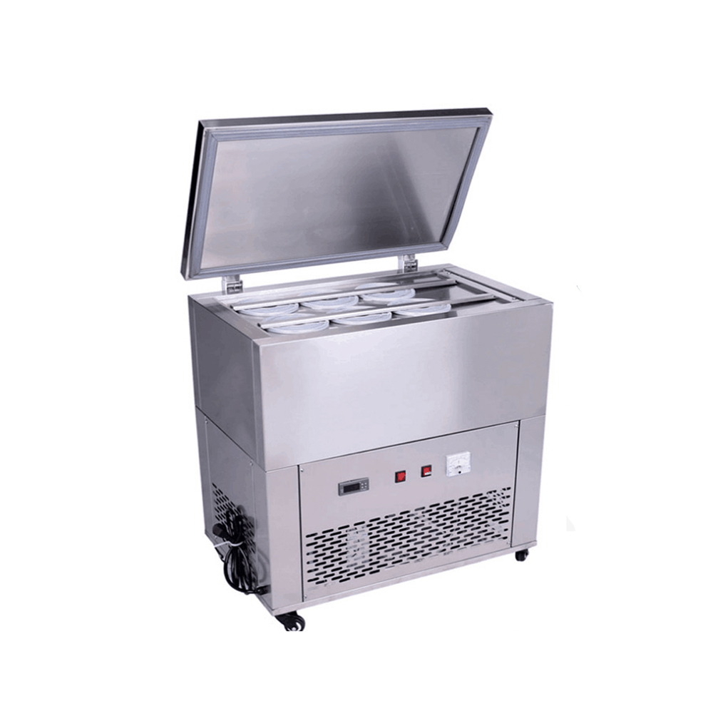 Commercial snow double color ice block maker, home mini ice maker machine