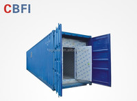 easy move cold room for vegetable and fruits ocean freight save