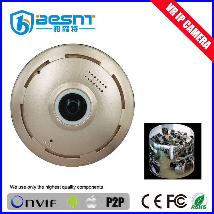Cheap 4G 960p 360 software 360 wifi camera ip for office security BS-VR360M