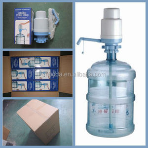 European Standard manual water pump for battery drinking water pumps