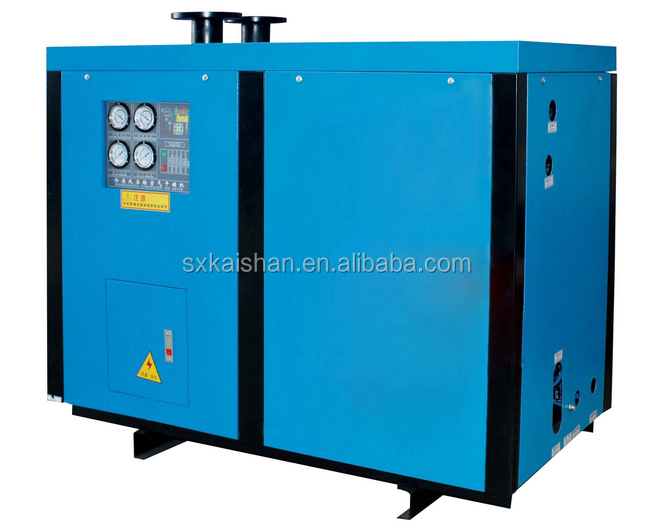 Kaishan brand supplier industrial freeze dryer used for compressed air MOQ 1 set for sale