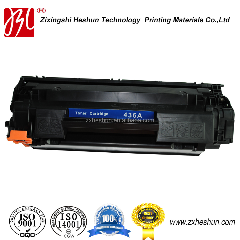 compatible toner cartridge CB436X for HP LaserJet P1505/P1505n/M1120/M1120n/M1522n/M1522n MFP/M1522nf/M1522nf MFP