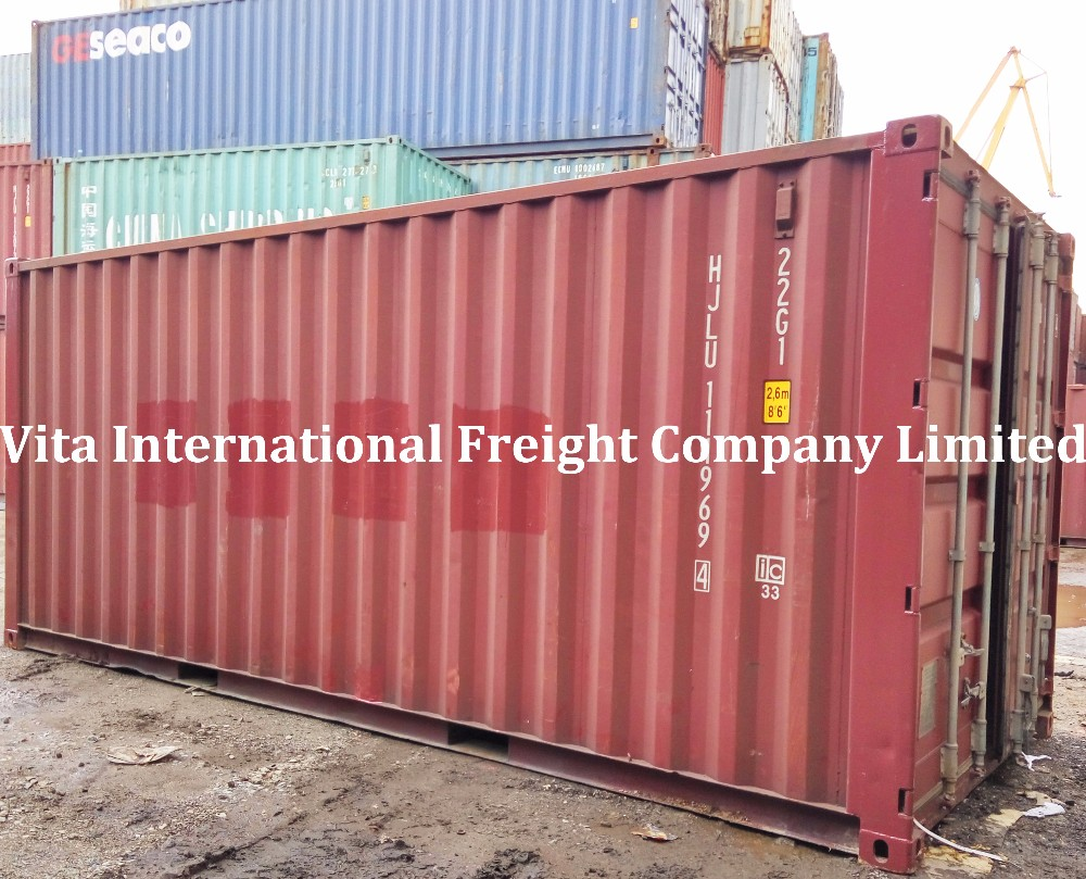 Shenzhen New and Used shipping containers, dry containers for sale