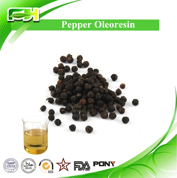 China Manufacturer Export White Pepper Oleoresin