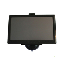 Russia 7 inch 800*480 Windows CE 6.0 HD Screen Display Car GPS Navigation With Full seg TV