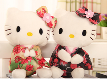 High quality party gifts 20cm lovely plush Japan hello kitty