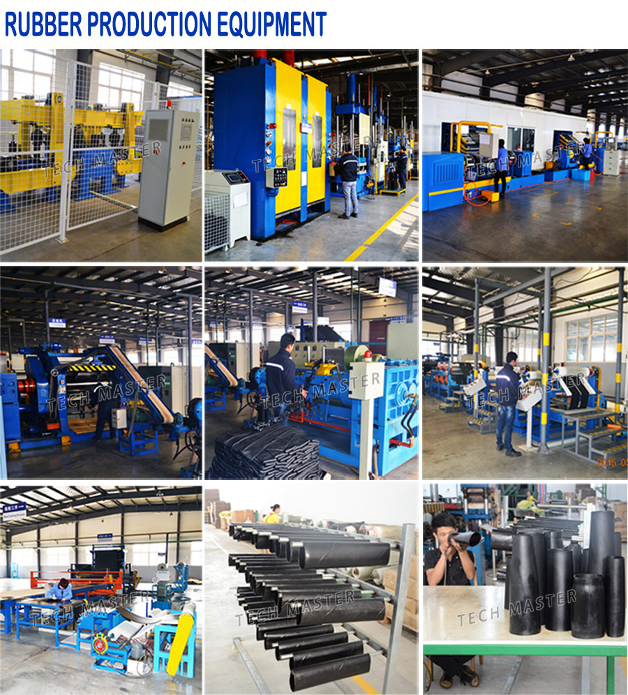 RUBBER PRODUCTION EQUIPMENT