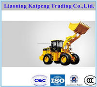 Chinese 5T wheel loader with good quality for sale