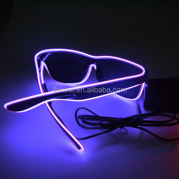 Hot sale fashion cool LED Trendy Ray-ban Sunglasses