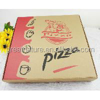 cheap brown custom pizza boxes for sale