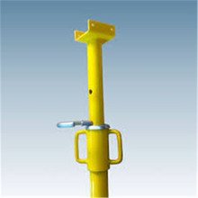 Telescopic Shoring Scaffolding Jack Upright Trenching Shore Vertical Pipe Support U Head Steel Prop
