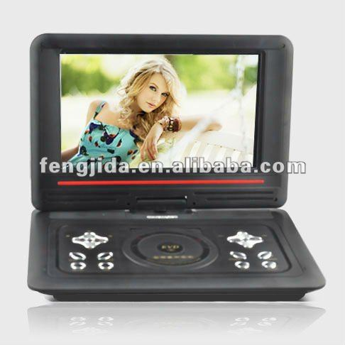 vga output portable dvd player