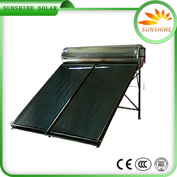 2016 China Top Level Quality Tempered solar water heater accessory solar collector