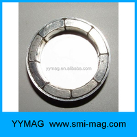 High quality DC motor magnet arc NdFeB magnet