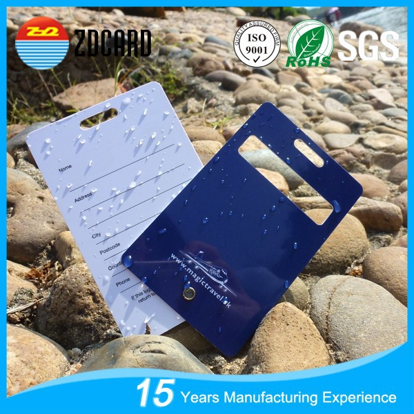 OEM luggage belt with name tag with factory price