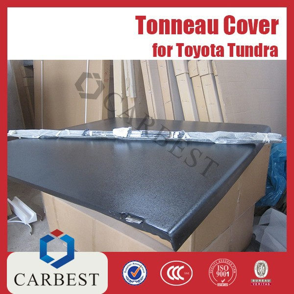 High Quality Hard Pickup Truck Canopy for Toyota Tundra, Ext Cab, 6.5' Short Bed