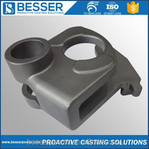 BesserPower TS16949 Certificates Lost Wax Precision Investment Cast Iron Spare Parts Grey/Gray Iron Casting Foundry