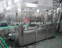 Carbonated soft drink can filling machine