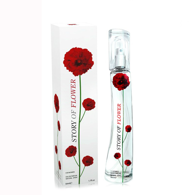 Special design red rose women perfume price pride perfume