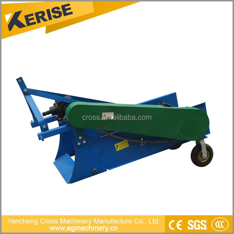 CE approved mini hand potato harvester in China