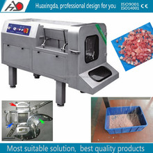 industrial food cube cutting machine/ meat cube cutting machine