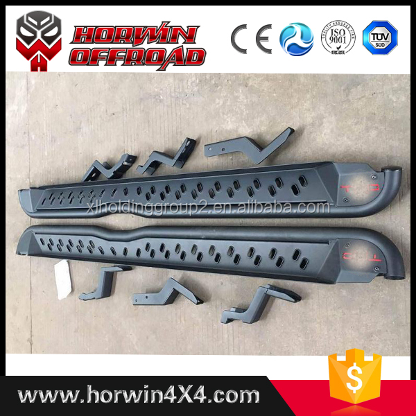 2017 hilux body parts normal side steps and 4x4 offroad accessories